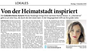 Artikel Geilenkirchener Zeitung Liliensterne