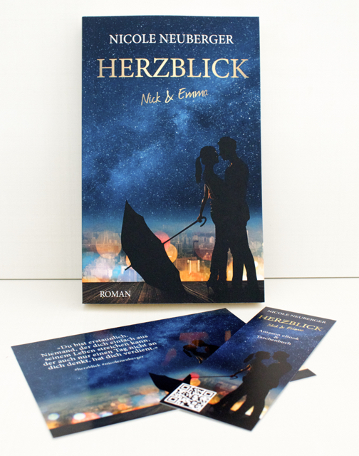 Herzblick Taschenbuch ©Nicole Neuberger