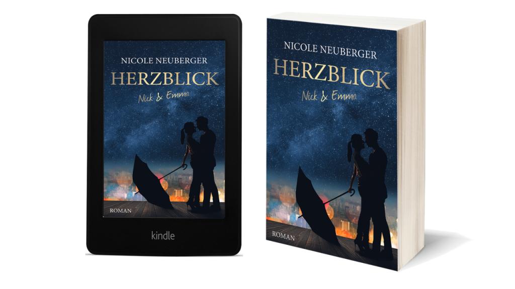 Herzblick eBook und Taschenbuch ©Nicole Neuberger