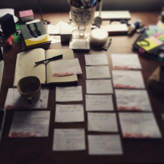 Plott, writerslife, arbeit