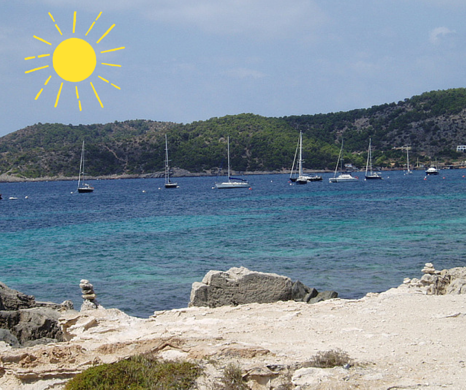 Meer, Sonne, Ibiza