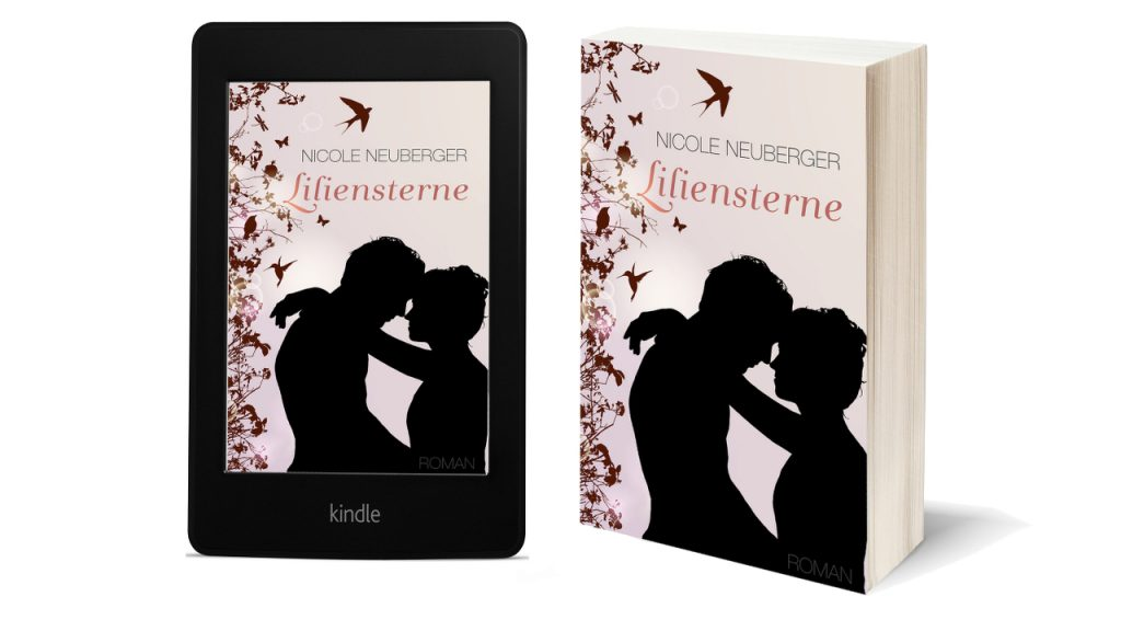 ebook und Taschenbuch Liliensterne ©Nicole Neuberger