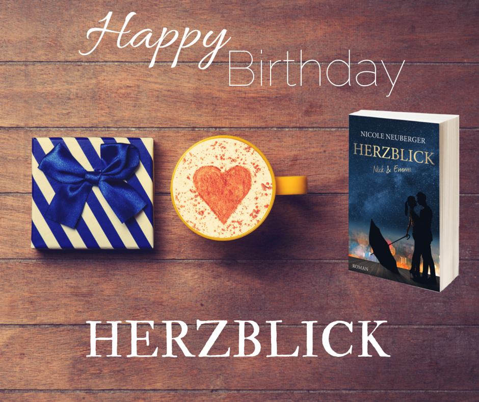 Happy Birthday Herzblick ©Nicole Neuberger