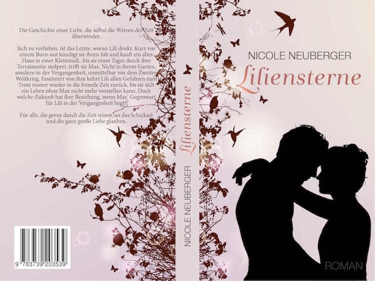 Liliensterne Taschenbuch komplett ©Nicole Neuberger