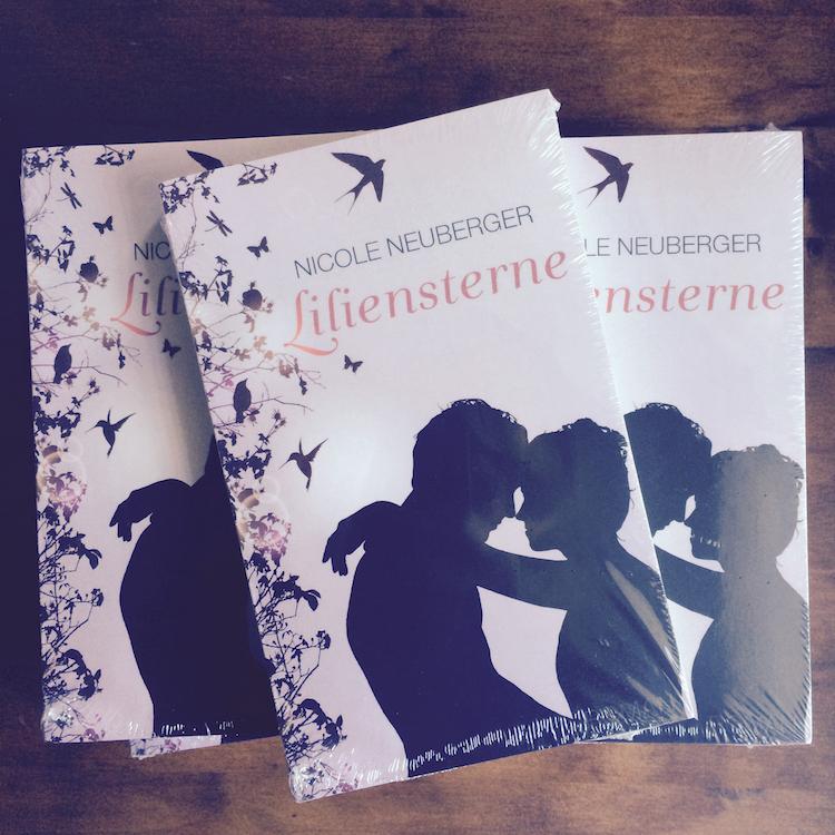 Liliensterne Taschenbuch ©Nicole Neuberger