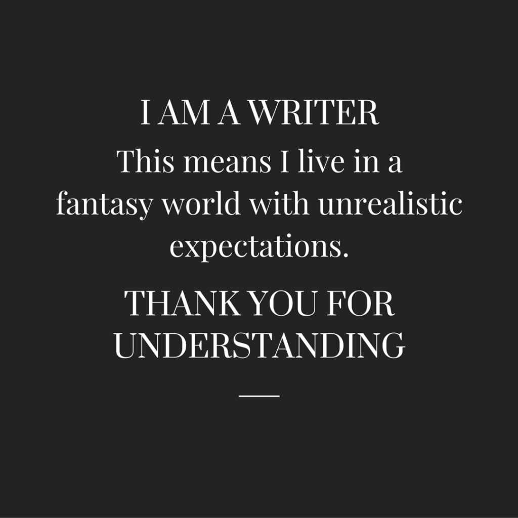 I Am a Writer ©Nicole Neuberger