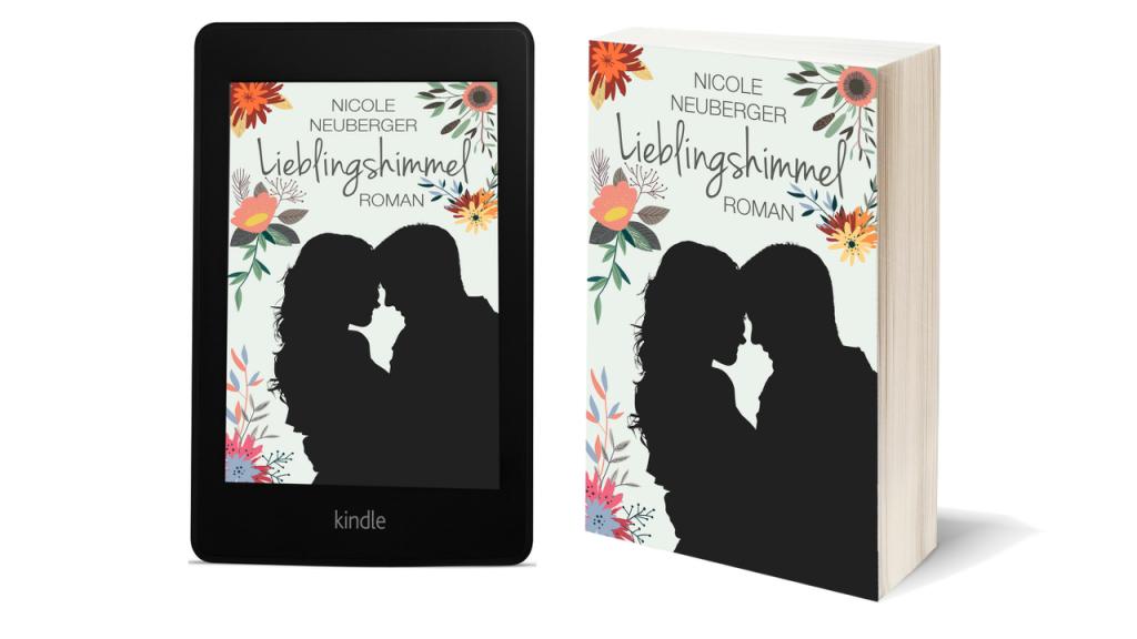 ebook und Taschenbuch Lieblingshimmel ©Nicole Neuberger