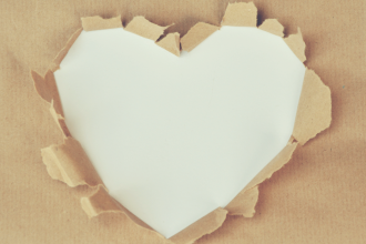Geschenk, Herz, Liebe