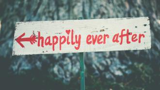 Hochzeit, wilde Ehe, anders sein