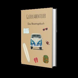 Hardcover, Reisetagebuch