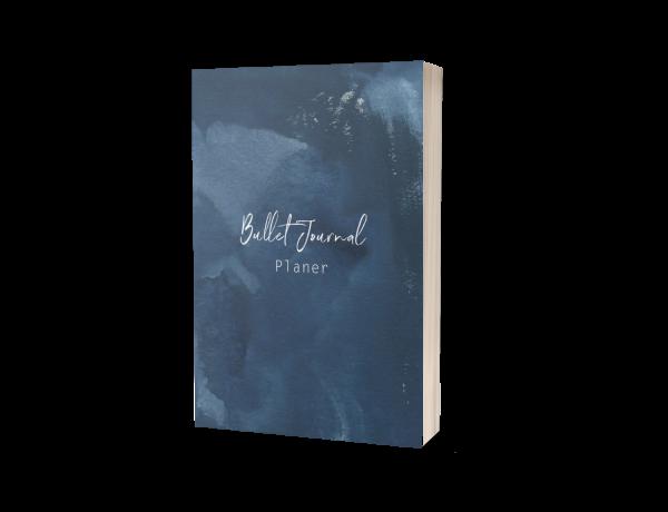 Terminplaner, Taschenkalender, Bullet Journal, Bujo