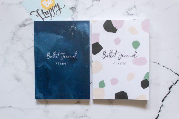 Bullet Journal Planer, Bujo, Bullet Jorunal, Terminplaner