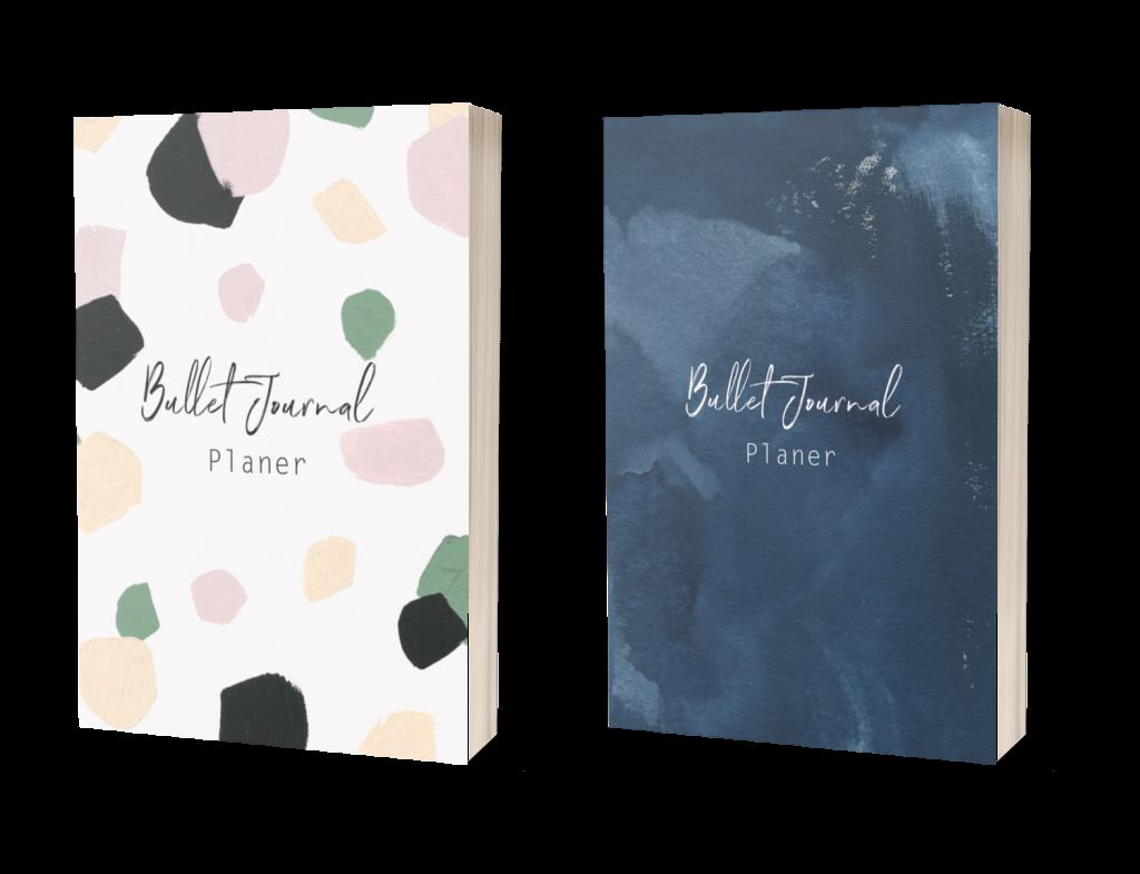 Bullet Journal Planer, Taschenkalender, Terminplaner, Bullet Planer